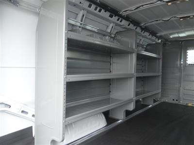 2019 Express 2500 4x2, Adrian Steel Commercial Shelving Upfitted Cargo Van #M1190577 - photo 10