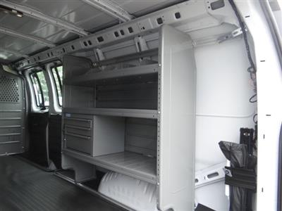 2019 Express 2500 4x2, Adrian Steel Commercial Shelving Upfitted Cargo Van #M1190577 - photo 11
