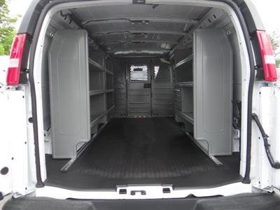 2019 Express 2500 4x2, Adrian Steel Commercial Shelving Upfitted Cargo Van #M1190577 - photo 2