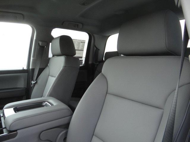 2019 Silverado 2500 Double Cab 4x2, Reading SL Service Body #M1195082 - photo 13