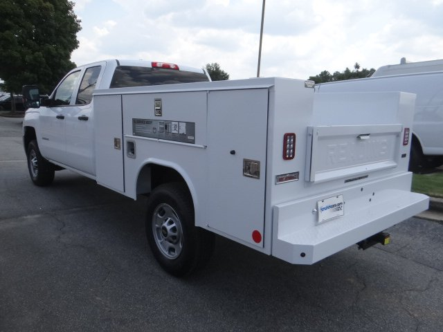 2019 Silverado 2500 Double Cab 4x2, Reading Service Body #M1195082 - photo 1
