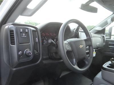 2019 Silverado 2500 Double Cab 4x2, Reading SL Service Body #M1195082 - photo 11