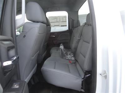 2019 Silverado 2500 Double Cab 4x2, Reading SL Service Body #M1195082 - photo 9