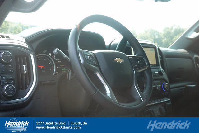 2021 Chevrolet Silverado 2500 Crew Cab 4x4, Pickup #M11956A - photo 28