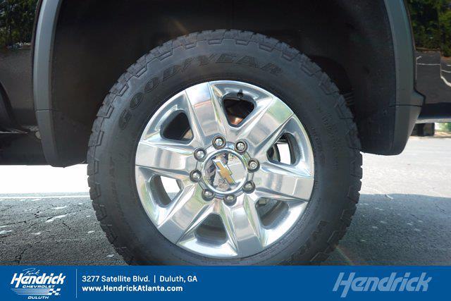 2021 Chevrolet Silverado 2500 Crew Cab 4x4, Pickup #M11956A - photo 42