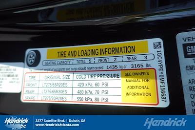 2021 Chevrolet Silverado 2500 Crew Cab 4x4, Pickup #M11956A - photo 45