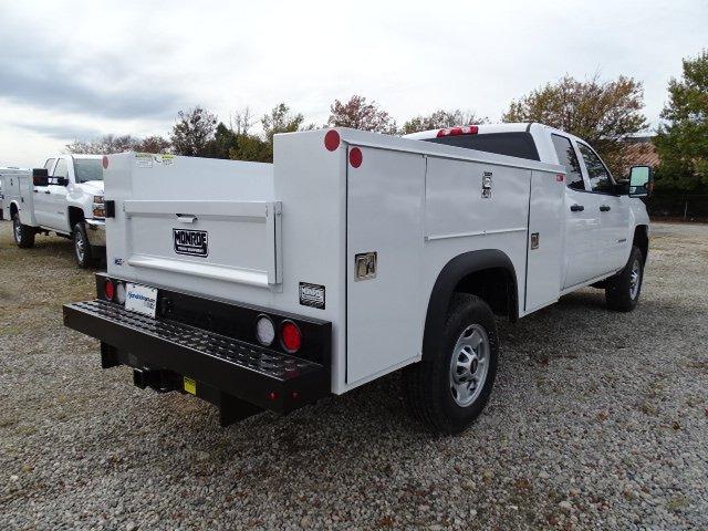 2019 Silverado 2500 Double Cab 4x2, Monroe MSS II Service Body #M1210509 - photo 7