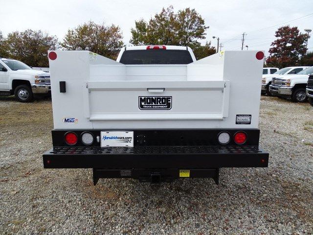2019 Silverado 2500 Double Cab 4x2, Monroe MSS II Service Body #M1210509 - photo 3