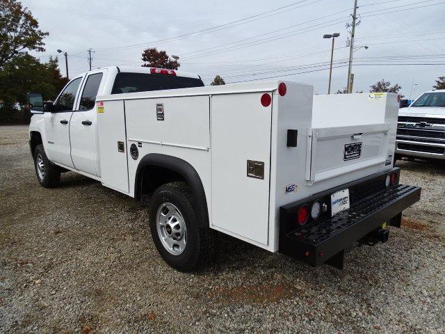 2019 Chevrolet Silverado 2500 Double Cab 4x2, Monroe Service Body #M1210509 - photo 1