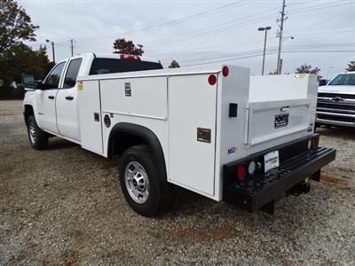 2019 Silverado 2500 Double Cab 4x2, Monroe MSS II Service Body #M1210509 - photo 2