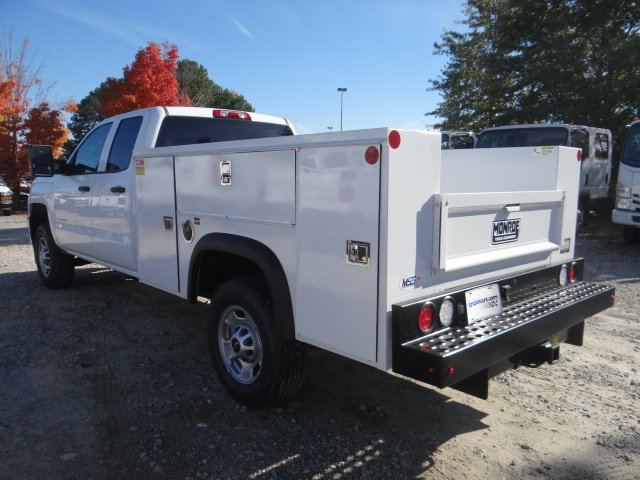 2019 Silverado 2500 Double Cab 4x2, Monroe Service Body #M1210663 - photo 1