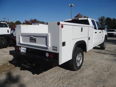 2019 Silverado 2500 Double Cab 4x2, Monroe MSS II Service Body #M1210663 - photo 7