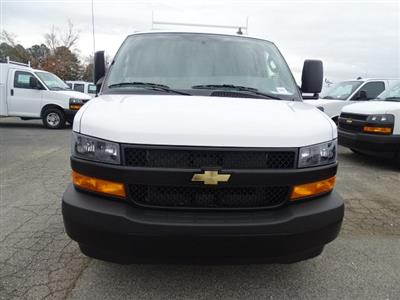 2020 Chevrolet Express 3500 4x2, Reading RVSL Service Utility Van #M1211828 - photo 4