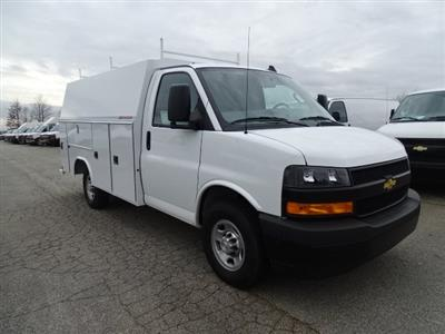 2020 Chevrolet Express 3500 4x2, Reading RVSL Service Utility Van #M1211828 - photo 5