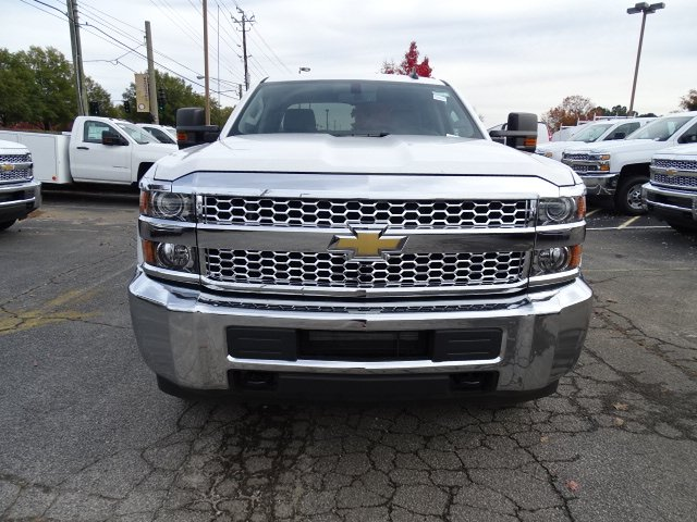 2019 Silverado 2500 Double Cab 4x2, Monroe MSS II Service Body #M1212498 - photo 5
