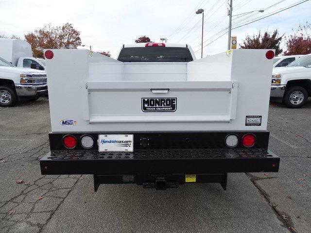 2019 Silverado 2500 Double Cab 4x2, Monroe MSS II Service Body #M1212498 - photo 3