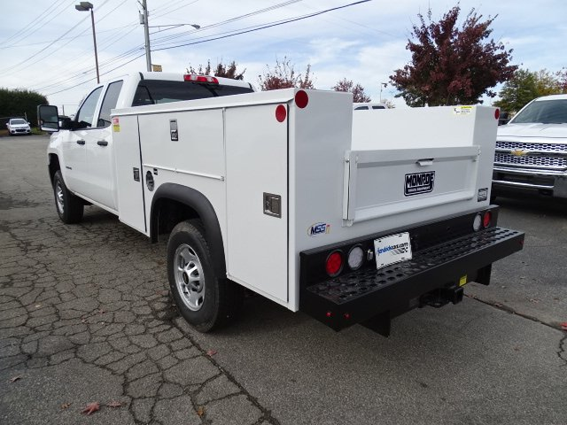 2019 Silverado 2500 Double Cab 4x2, Monroe Service Body #M1212498 - photo 1