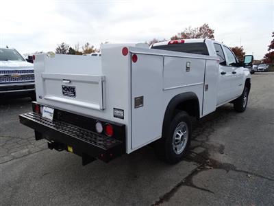 2019 Silverado 2500 Double Cab 4x2, Monroe MSS II Service Body #M1212498 - photo 7