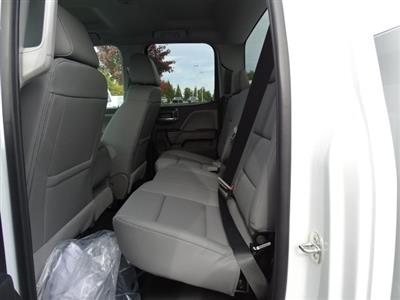 2019 Silverado 2500 Double Cab 4x2, Monroe MSS II Service Body #M1212498 - photo 9