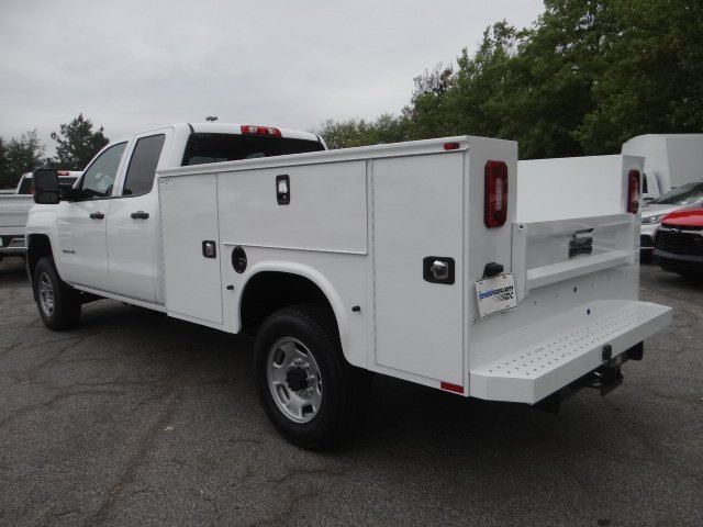2019 Silverado 2500 Double Cab 4x2, Knapheide Steel Service Body #M1213500 - photo 2