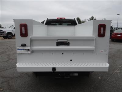 2019 Silverado 2500 Double Cab 4x2, Knapheide Steel Service Body #M1213500 - photo 3