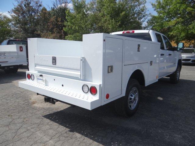 2019 Silverado 2500 Double Cab 4x2, Warner Select Pro Service Body #M1218841 - photo 7