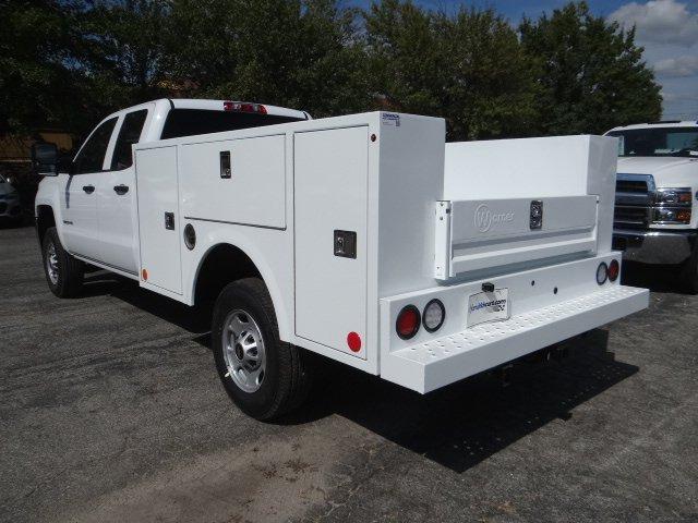 2019 Chevrolet Silverado 2500 Double Cab 4x2, Warner Service Body #M1218841 - photo 1