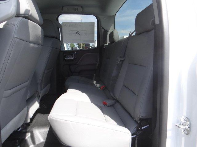2019 Silverado 2500 Double Cab 4x2, Warner Select Pro Service Body #M1218841 - photo 9