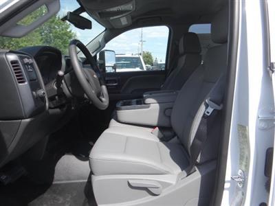 2019 Silverado 2500 Double Cab 4x2, Warner Select Pro Service Body #M1218841 - photo 10