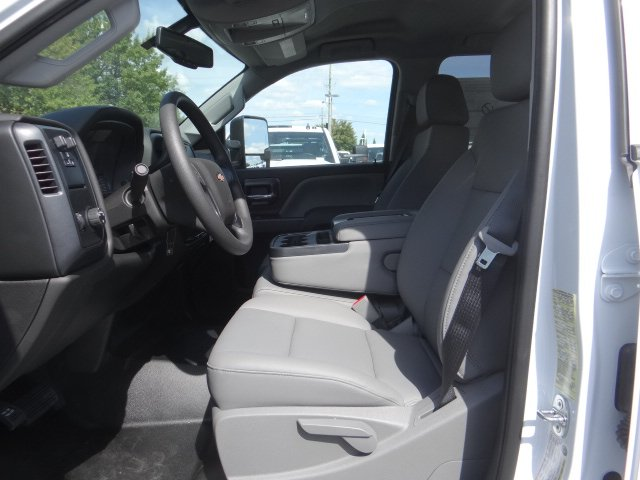 2019 Chevrolet Silverado 2500 Double Cab RWD, Warner Select Pro Service Body #M1222695 - photo 10