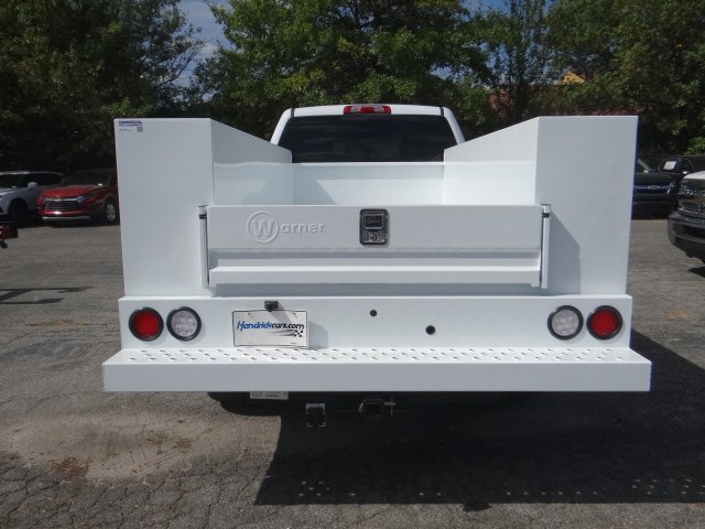 2019 Chevrolet Silverado 2500 Double Cab RWD, Warner Select Pro Service Body #M1222695 - photo 3