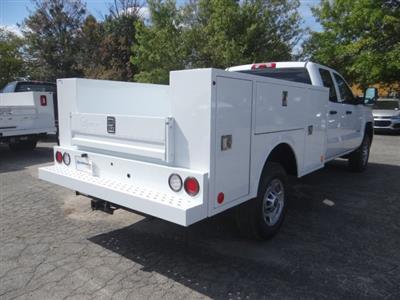 2019 Chevrolet Silverado 2500 Double Cab RWD, Warner Select Pro Service Body #M1222695 - photo 7