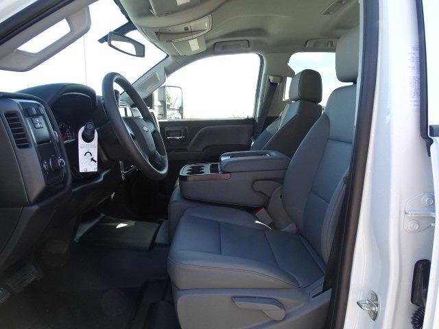 2019 Silverado 2500 Double Cab 4x2, Reading SL Service Body #M1223106 - photo 10
