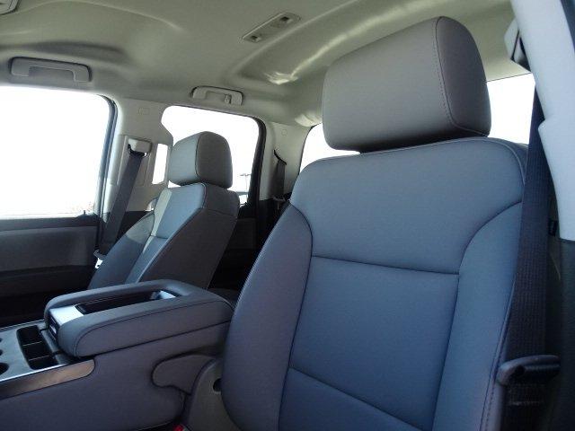 2019 Silverado 2500 Double Cab 4x2, Reading SL Service Body #M1223106 - photo 13