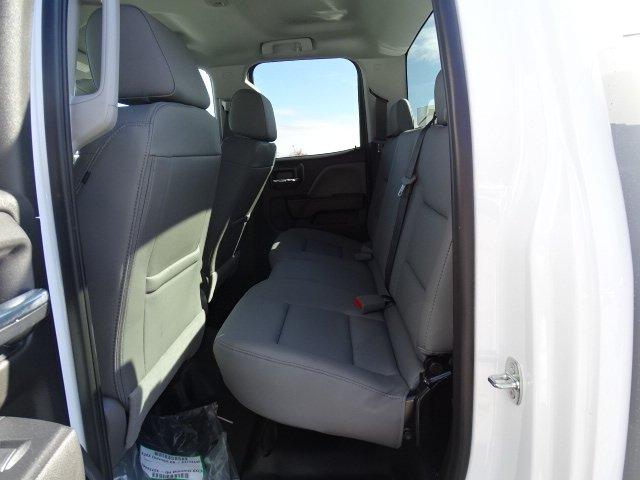 2019 Silverado 2500 Double Cab 4x2, Reading SL Service Body #M1223106 - photo 9