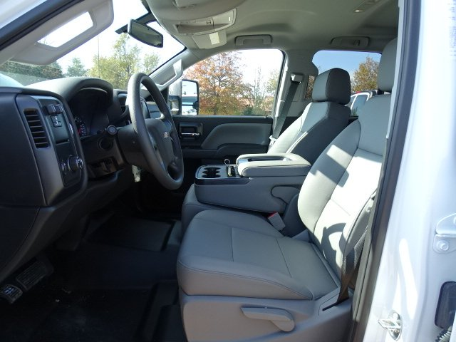 2019 Silverado 2500 Double Cab 4x2, Reading SL Service Body #M1225335 - photo 10