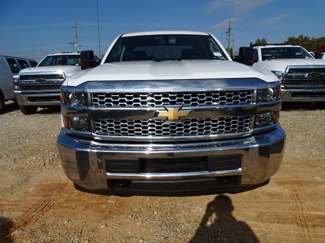 2019 Silverado 2500 Double Cab 4x2, Reading SL Service Body #M1225335 - photo 4