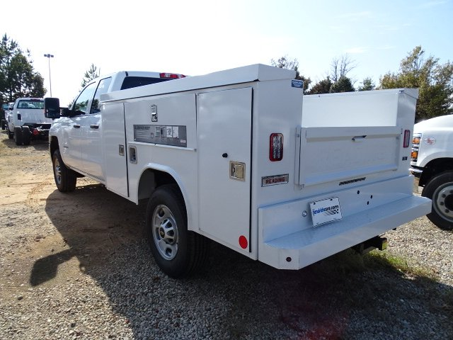 2019 Silverado 2500 Double Cab 4x2, Reading Service Body #M1225335 - photo 1