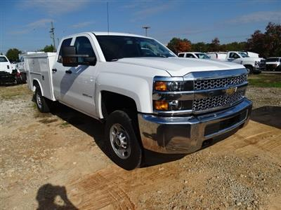 2019 Silverado 2500 Double Cab 4x2, Reading SL Service Body #M1225335 - photo 5
