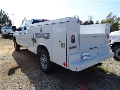 2019 Silverado 2500 Double Cab 4x2, Reading SL Service Body #M1225335 - photo 2