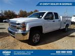 2019 Silverado 2500 Double Cab 4x2, Reading SL Service Body #M1225335 - photo 1
