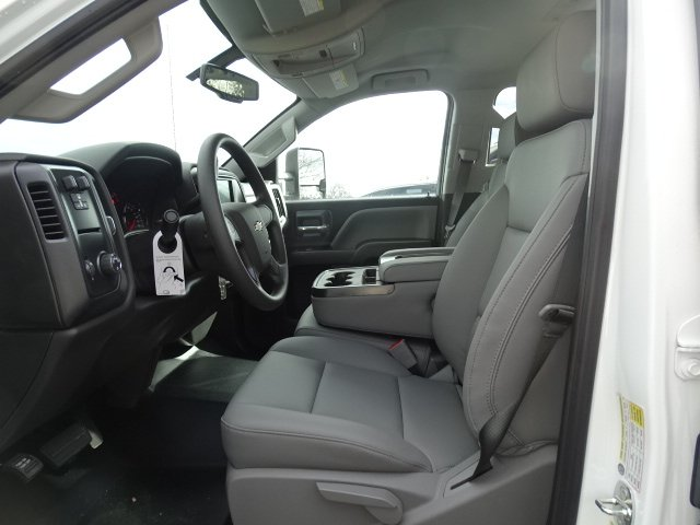 2019 Silverado 2500 Double Cab 4x2, Warner Select Pro Service Body #M1226866 - photo 10