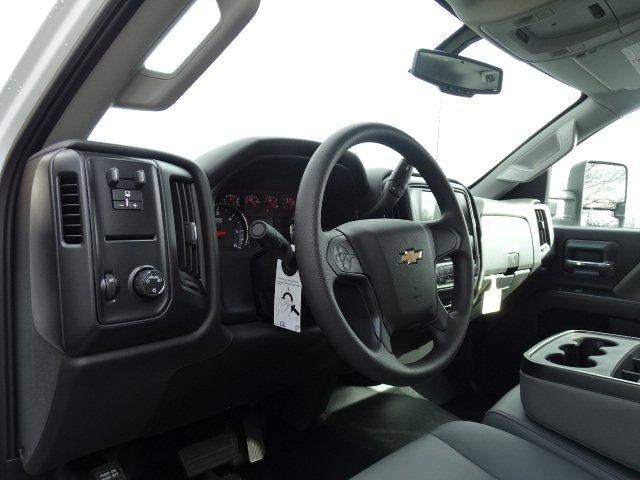 2019 Silverado 2500 Double Cab 4x2, Warner Select Pro Service Body #M1226866 - photo 11