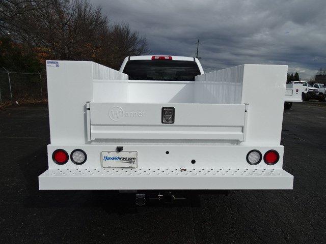2019 Silverado 2500 Double Cab 4x2, Warner Select Pro Service Body #M1226866 - photo 4