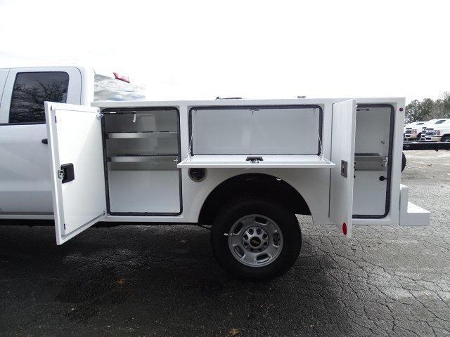 2019 Silverado 2500 Double Cab 4x2, Warner Select Pro Service Body #M1226866 - photo 8