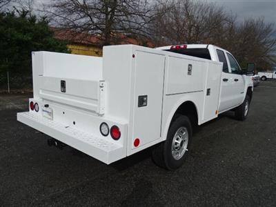 2019 Silverado 2500 Double Cab 4x2, Warner Select Pro Service Body #M1226866 - photo 3