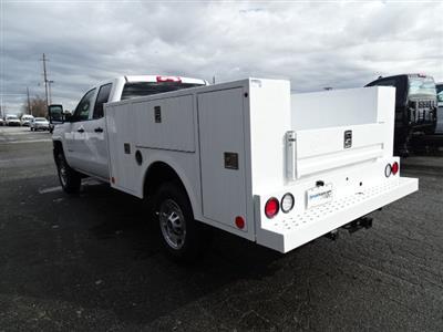 2019 Silverado 2500 Double Cab 4x2, Warner Select Pro Service Body #M1226866 - photo 2