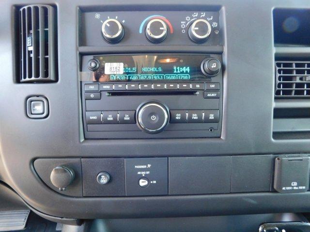 2017 Chevrolet Express 3500 4x2, Knapheide KUV Service Utility Van #FM98042A - photo 17