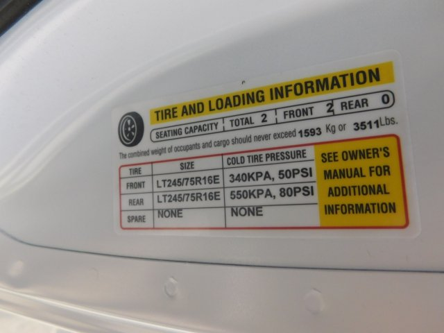 2017 Chevrolet Express 3500 4x2, Knapheide KUV Service Utility Van #FM98042A - photo 25