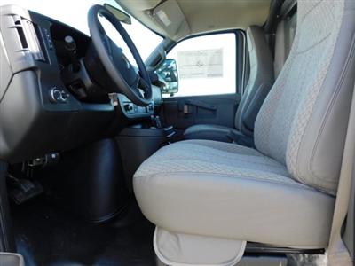 2017 Chevrolet Express 3500 4x2, Knapheide KUV Service Utility Van #FM98042A - photo 12